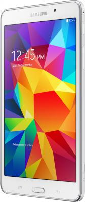 Планшет Samsung Galaxy Tab4 7.0 8GB / SM-T230 (белый) - общий вид