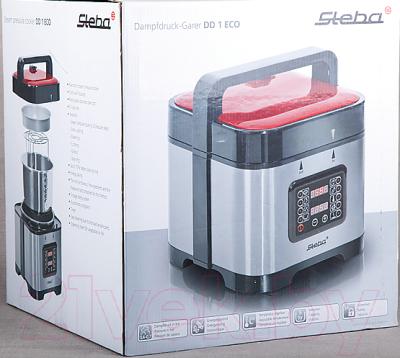 Мультиварка-скороварка Steba DD1 Eco - коробка