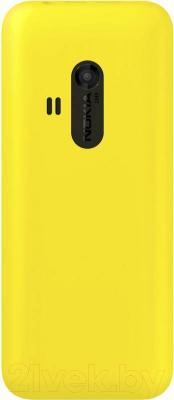 Мобильный телефон Nokia 220 Dual (желтый)