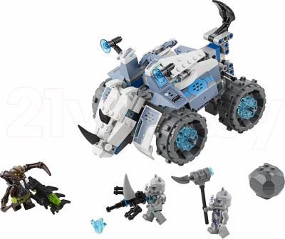 Конструктор Lego Chima Камнемет Рогона (70131) - общий вид