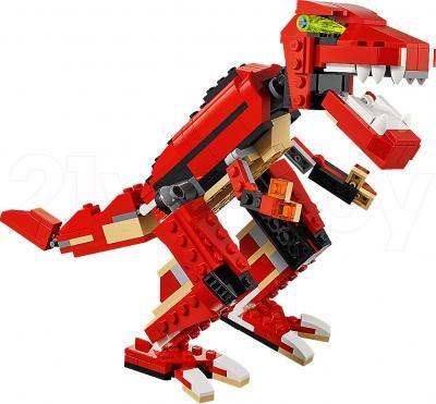 Конструктор Lego Creator Красный мощный автомобиль (31024) - общий вид