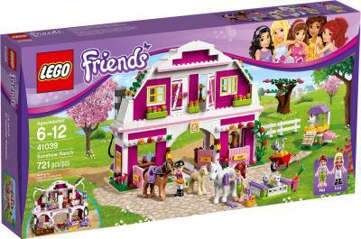 Конструктор Lego Friends Ранчо Саншайн (41039) - упаковка