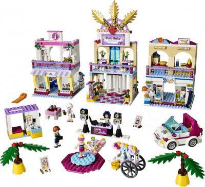 Конструктор Lego Friends Торговый центр Хартлейк Сити (41058) - общий вид
