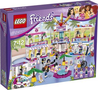 Конструктор Lego Friends Торговый центр Хартлейк Сити (41058) - упаковка