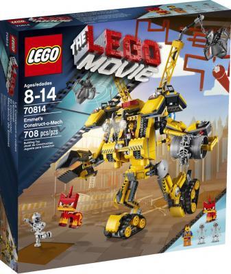 Конструктор Lego Movie 70814 Робот-конструктор Эммета - упаковка