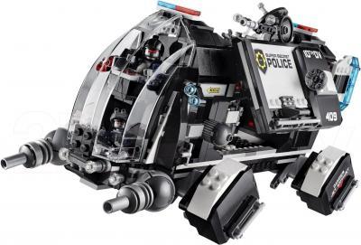 Конструктор Lego Movie 70815 Сверхсекретный десантный корабль полиции - общий вид
