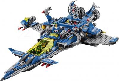 Конструктор Lego Movie 70816 Космический корабль Бенни - общий вид