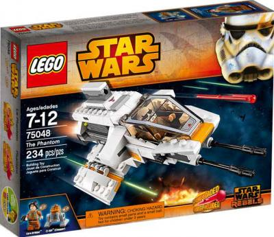 Конструктор Lego Star Wars Фантом (75048) - упаковка