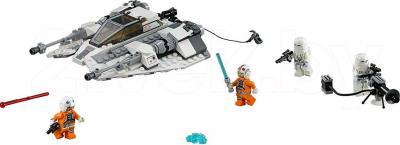 Конструктор Lego Star Wars Снеговой спидер (75049) - общий вид