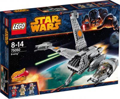 Конструктор Lego Star Wars Истребитель B-Wing (75050) - упаковка