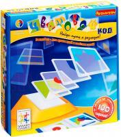 Настольная игра Bondibon SmartGames Цветовой код -