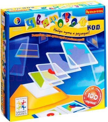 Настольная игра Bondibon SmartGames Цветовой код - упаковка