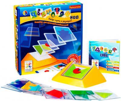 Настольная игра Bondibon SmartGames Цветовой код - комплект игры