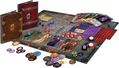 Настольная игра Звезда Войны магов - комплект игры