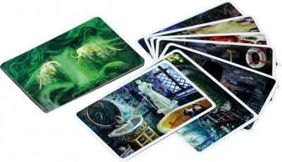 Настольная игра IGAMES Мистериум - игровые карточки