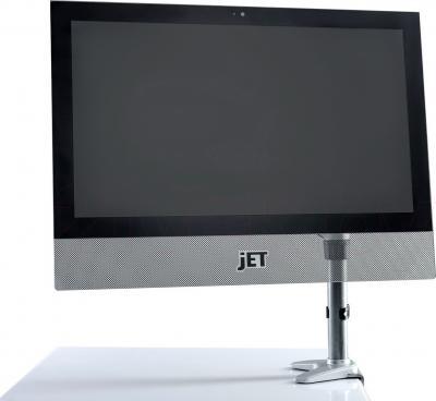 Моноблок Jet I (14K153) - крепление на столе (кронштейн приобретается отдельно)