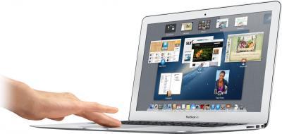 """Ноутбук Apple Macbook Air 13"""" (MD760 CTO) (Intel Core i7, 8GB, 128GB) - общий вид"""