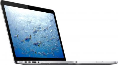 "Ноутбук Apple Macbook Pro 13"" Retina (ME864 CTO) (Intel Core i7, 16GB, 128GB) - общий вид"