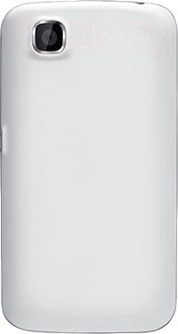 Мобильный телефон Explay Space (White) - вид сзади
