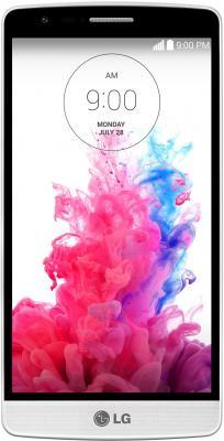 Смартфон LG G3 S mini Dual / D724 (белый) - общий вид