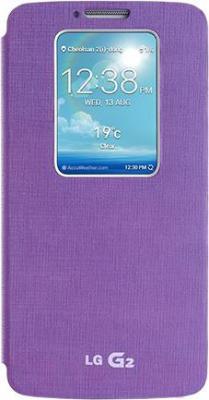 Чехол-книжка LG CCF-240GAGRAVL - общий вид