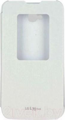 Чехол-книжка LG CCF-405GAGRAWH - общий вид