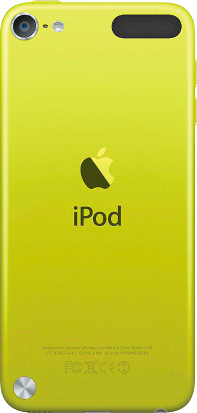 iPod touch 16Gb (MGG12RP/A) (Yellow) 21vek.by 2950000.000