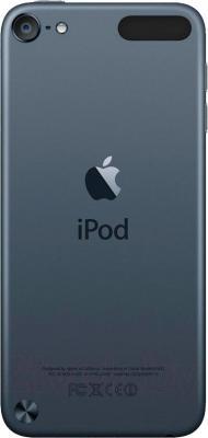 MP3-плеер Apple iPod touch 16Gb MGG82RP/A (серый) - вид сзади