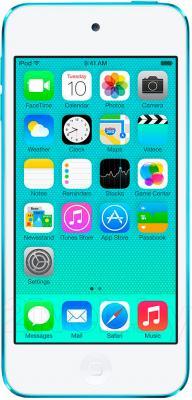 MP3-плеер Apple iPod touch 16Gb MGG32RP/A (синий) - общий вид