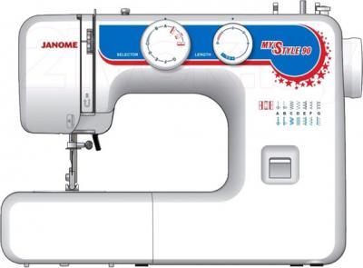 Швейная машина Janome My Style 90 - общий вид