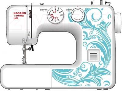Швейная машина Janome Legend LE-25 - общий вид