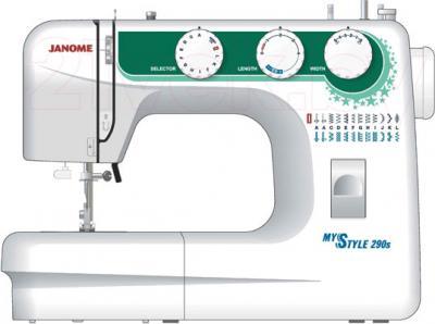 Швейная машина Janome My Style 290S - общий вид