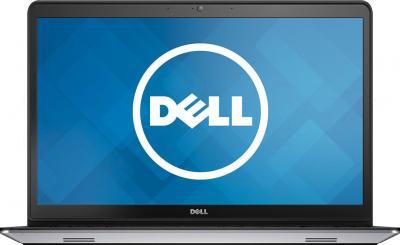 Ноутбук Dell Inspiron 17 5748 (5748-1790) - фронтальный вид