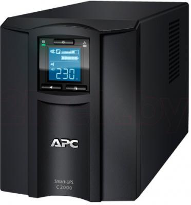 ИБП APC Smart-UPS C 2000VA LCD 230V (SMC2000I) - общий вид
