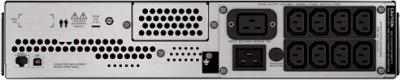 ИБП APC Smart-UPS C 3000VA Rack mount LCD 230V (SMC3000RMI2U) - вид сзади