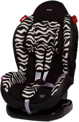 Автокресло Coto baby Swing Limited (Zebra) - общий вид