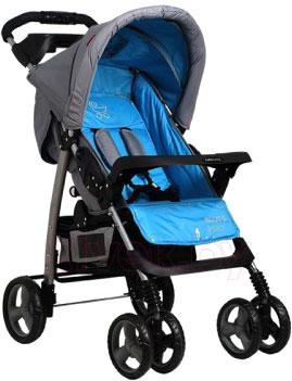 Детская прогулочная коляска Coto baby Blues (03) - общий вид