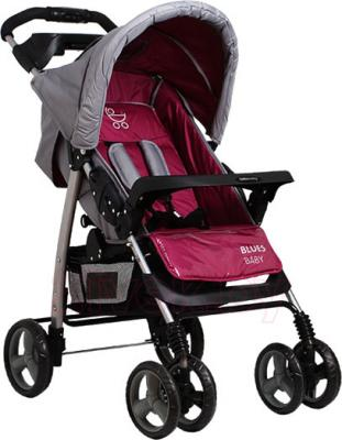 Детская прогулочная коляска Coto baby Blues (04) - общий вид