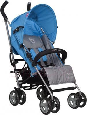 Детская прогулочная коляска Coto baby Soul (03) - общий вид