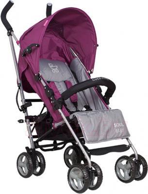 Детская прогулочная коляска Coto baby Soul (04) - общий вид