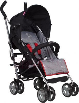 Детская прогулочная коляска Coto baby Soul (06) - общий вид