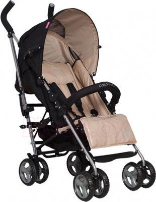 Детская прогулочная коляска Coto baby Soul (11) - общий вид