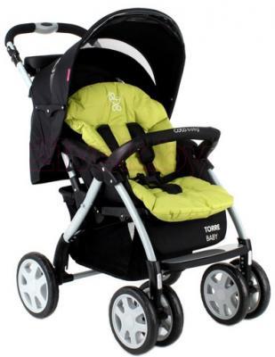 Детская прогулочная коляска Coto baby Torre (05) - общий вид