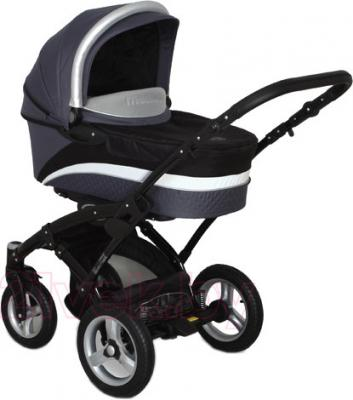 Детская универсальная коляска Coto baby Messina 2 в 1 (06) - люлька
