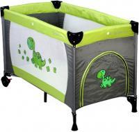 Кровать-манеж Coto baby Samba Proste (05) -