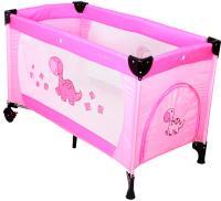 Кровать-манеж Coto baby Samba Proste (10) -