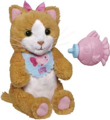 Интерактивная игрушка Hasbro FurReal Friends Новорожденные зверята (A1647) - котенок