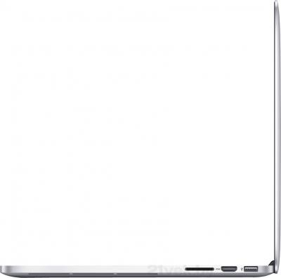 "Ноутбук Apple Macbook Pro 15"" Retina (MGXA2RS/A) - вид сбоку"