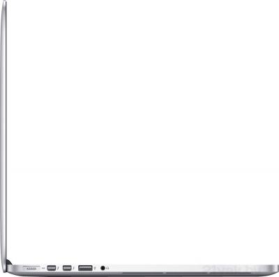 "Ноутбук Apple Macbook Pro 15"" Retina (MGXC2RS/A) - вид сбоку"
