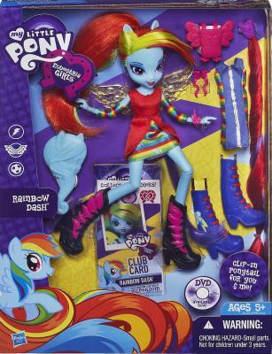 Кукла Hasbro My Little Pony Кукла с аксессуарами (A3995) - в упаковке